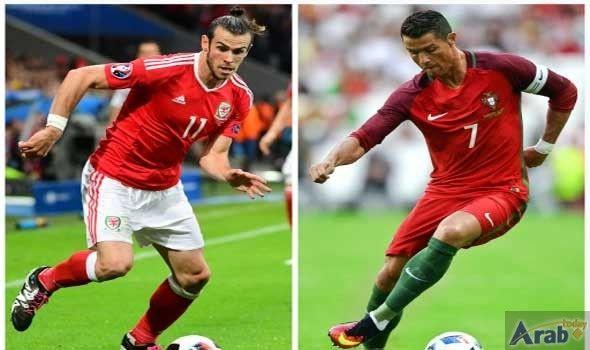 Ronaldo, Bale on Ballon d'Or shortlist