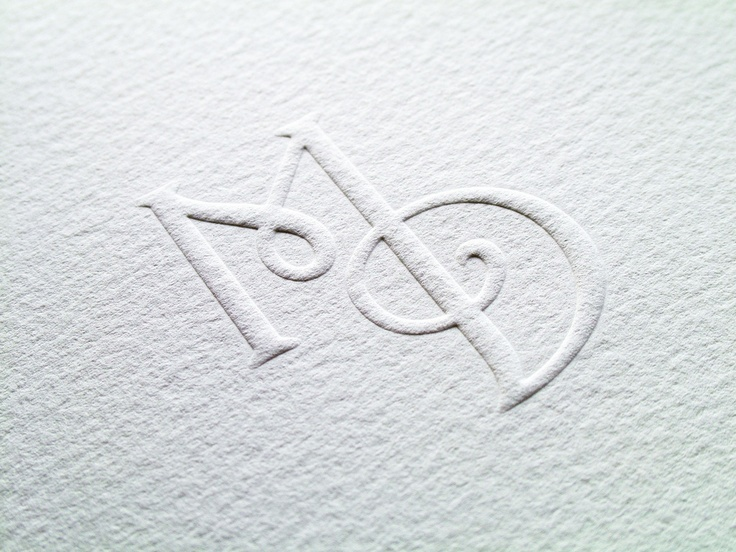 Gauffrages - Embossing / Ce qu'on aime à Newworks