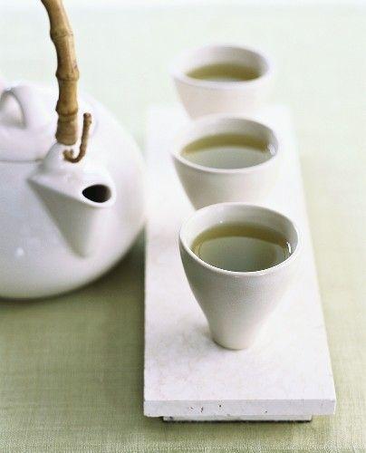 tea tastings - 3 different tea types