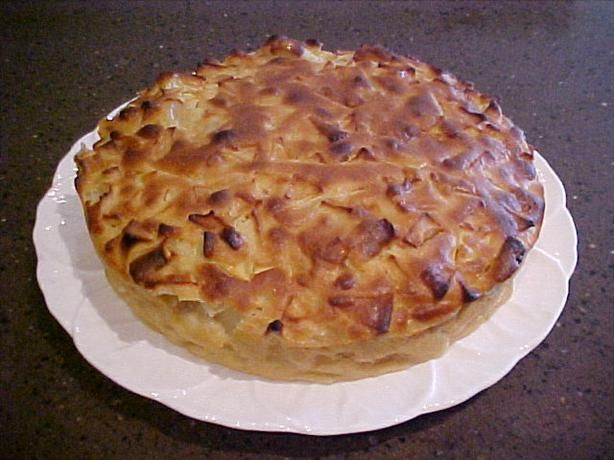 Apple or pear clafouti an easy french dessert recipe for Easy french dessert recipes