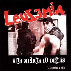 Leusemia, this was, is and will be one of my favorite albums ever!!!