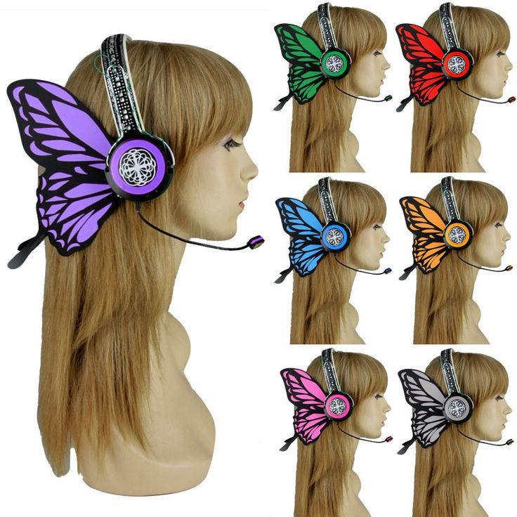 Azurebuy - Vocaloid Cosplay Headset Magnet Butterfly Headphone Collection, $23.20 (http://www.azurebuy.com/vocaloid-cosplay-headset-magnet-butterfly-headphone-collection/)