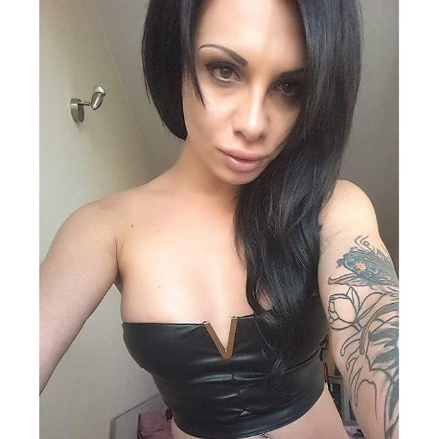 Alexia Shemale Selfie « My Local Shemale