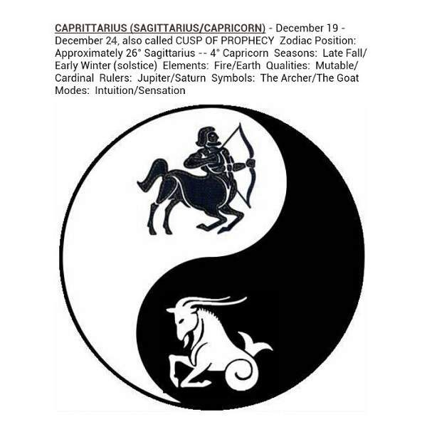 Sagittarius and Capricorn Love Compatibility