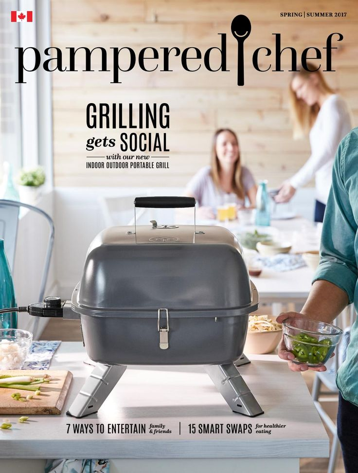Spring/Summer 2017 Catalog - Canada by Pampered Chef - issuu  Visit my website for the newest products and tasty recipes... http://www.pamperedchef.biz/jgoodsir