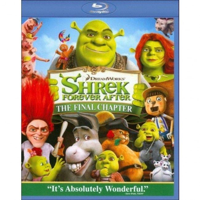 95 Off Shrek Forever After Blu Ray 1 Free S H Shrek Dreamworks Movies Shrek Dreamworks