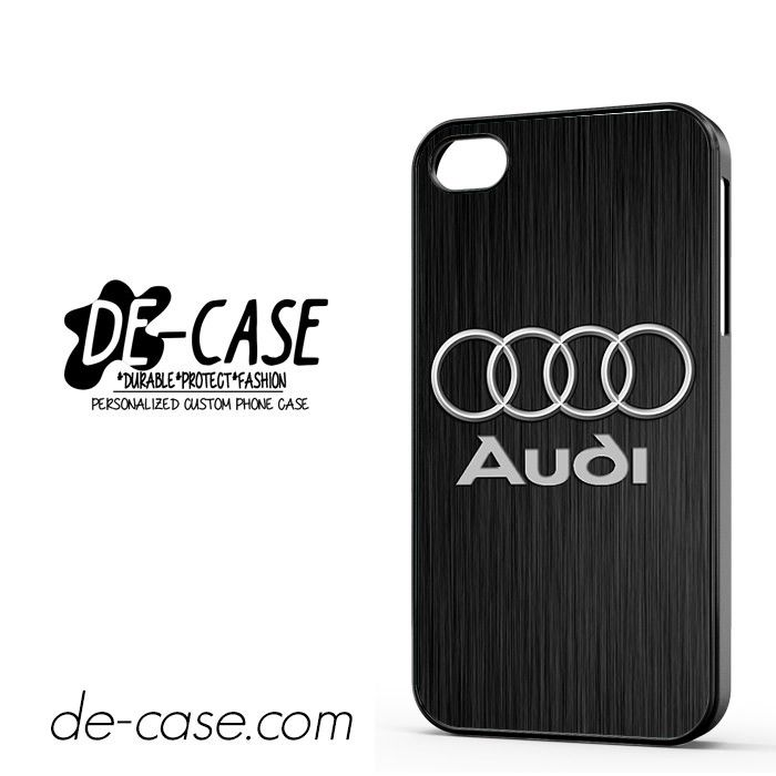 Audi DEAL-1114 Apple Phonecase Cover For Iphone 4 / Iphone 4S