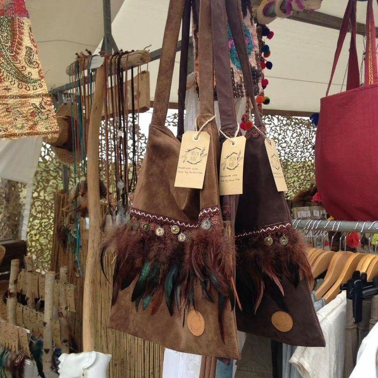 Bella Vista Bags handmade in bohemian, hippie, gypsy style.