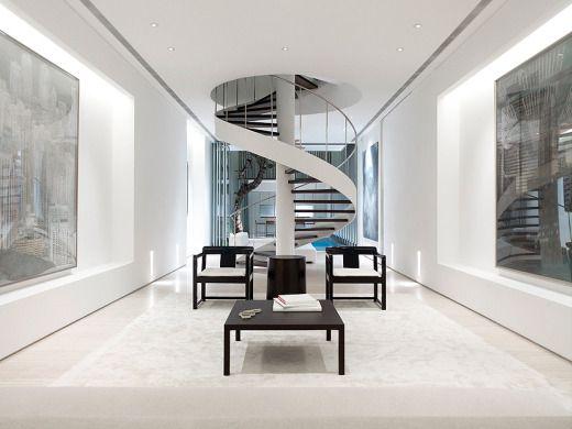 Radical remodeling. Blair House in 55 Blair Road, Singapur - Ong & Ong.