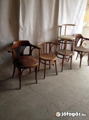 Tonett / thonet székek