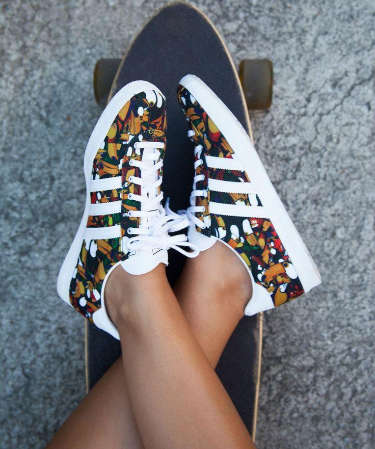 Tênis addiction: looks fofos e fresh com o sapato queridinho - Moda it