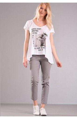 """Μπλούζα Γυναικεία T-Shirt """"Zen Lameco"""""""