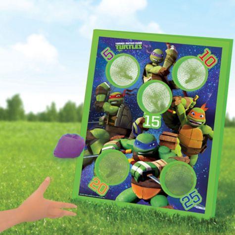 Teenage Mutant Ninja Turtles Bean Bag Toss Game 5pc - Party City