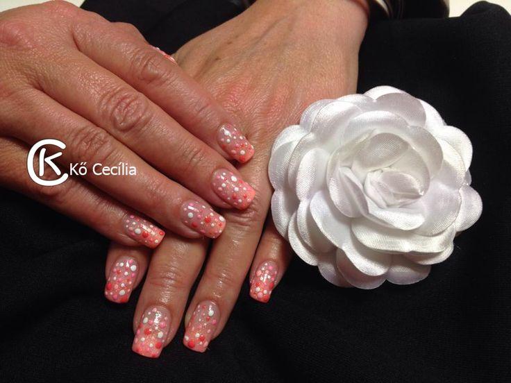 Nails ,nail art, bubble ,