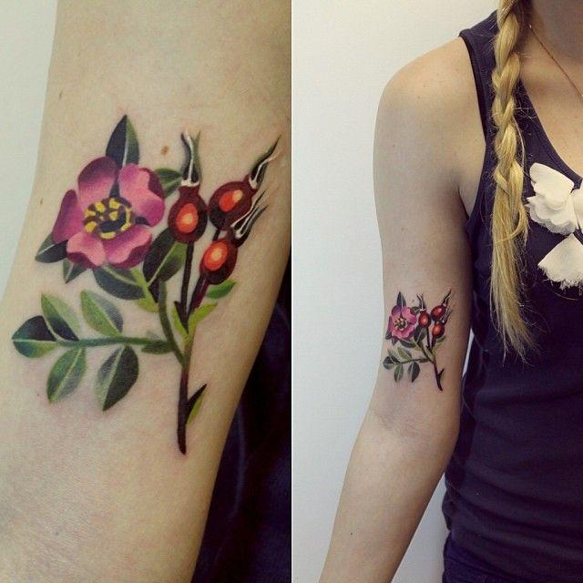 Bonito Flores con Frutos by Sasha Unisex