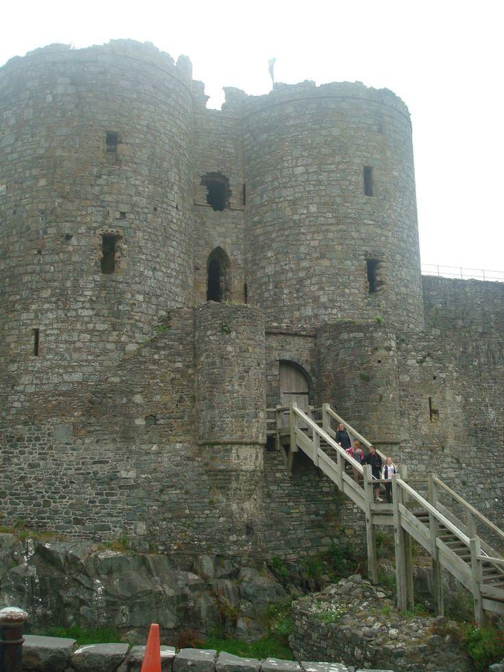 Harlech Castle. Aug 2011