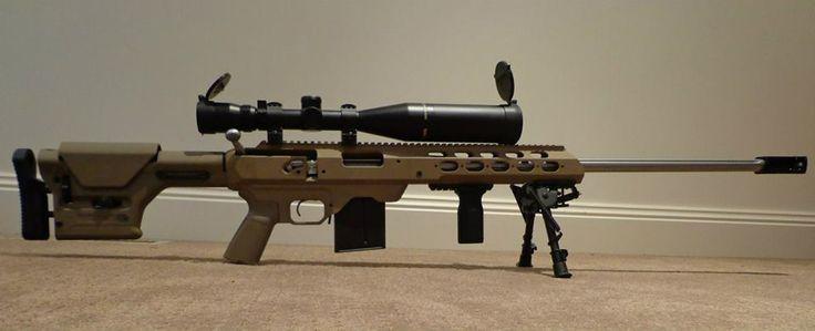 It S A 223 Remington 700 Stainless Steel Heavy Barrel