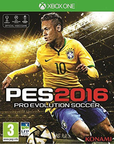 Konami - Videojuego PES 2016 Day One Edition para la Xbox One #Konami #Videojuego #Edition #para #Xbox