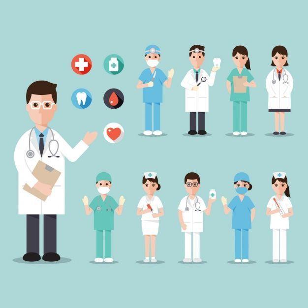 Las 11 carreras de Ciencias de la Salud con más salida laboral