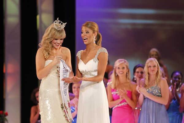 Rachel Wyatt, Miss SC Teen, crowned as Miss America Teen - Miss South Carolina Pageant