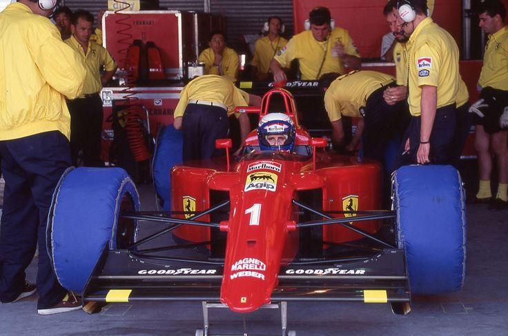 frenchcurious - Alain Prost (Ferrari) Grand Prix du japon -...