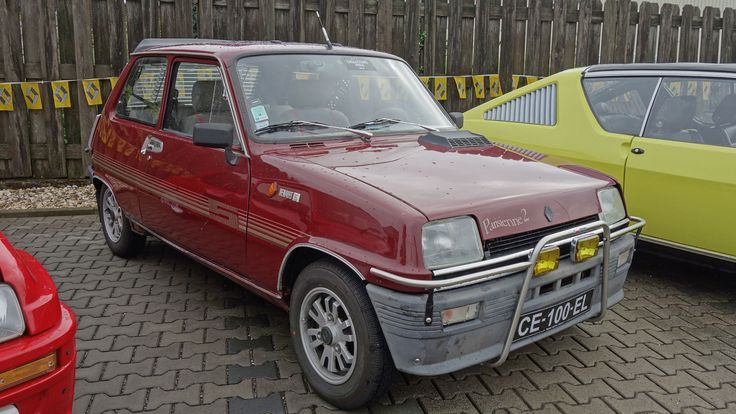 Renault 5 'Parisienne 2'  (1983/84)  ...with mucho contemporary accessoires   by Opron