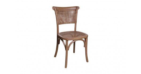 Med rätt matstolar förvandlar du genast din matgrupp till en underbar plats att avnjuta dina måltider.VILLAGE är en klassisk stol som har enkla former och snygga detaljer med ett tidlöst utseende.MaterialNaturlig ekNaturligt korgmaterialMåttHöjd: 86,5 cmBredd: 50 cmSittbredd: 45 cmSitthöjd: 46