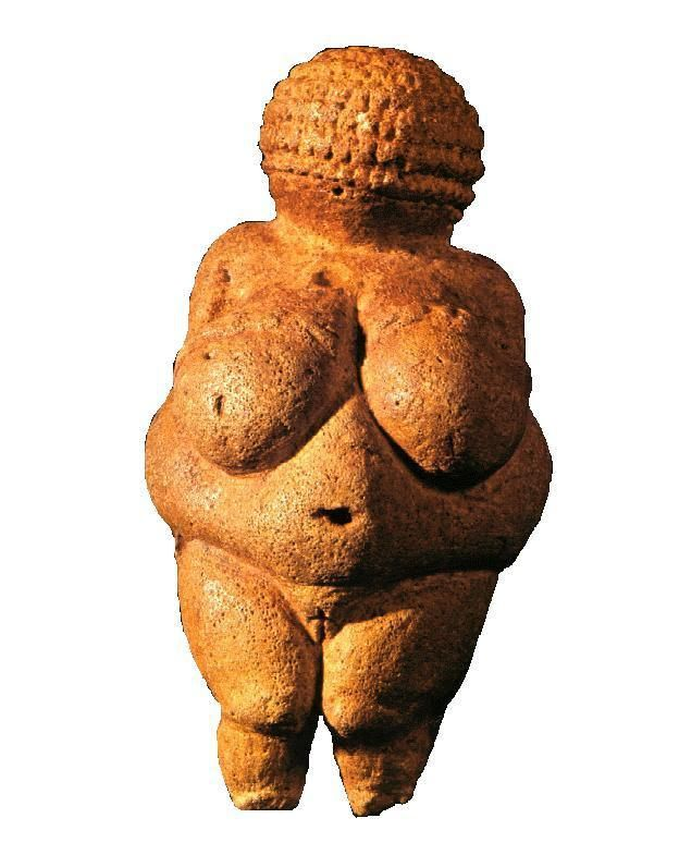 Venus auriñaciense. La he elegido por su desproporción en la parte del tronco.