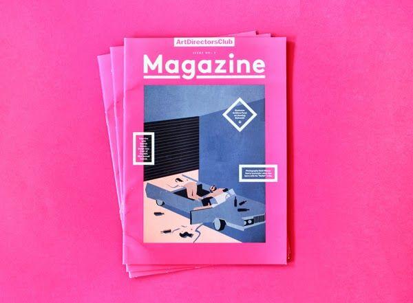 Art Directors Club Magazine / Erin Jung