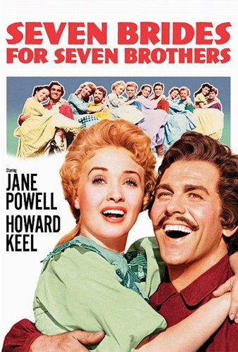 I used to watch this every time I went over to my grandma's house as a little girl. Seven Brides for Seven Brothers (1954)