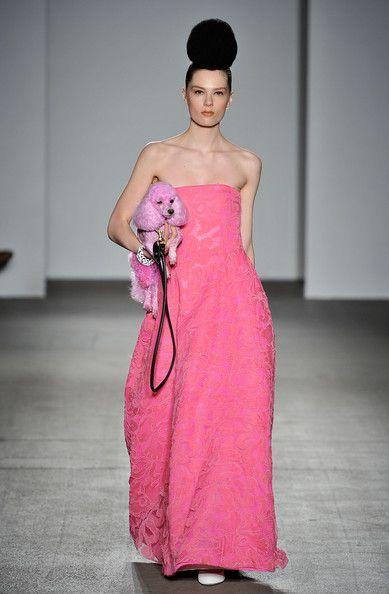 Isaac Mizrahi - Runway - Fall 2011 Mercedes-Benz Fashion Week