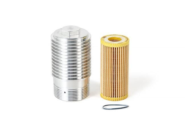 Cool Flow Aluminum Oil Filter Housing and Filter - 1.8T and 2.0T Gen3   #car #Audi #engine #horsepower #VW #tires #vehicle #highway #exotic #porsche #vehicles #exoticcar #driver #street #road  Worldwide Shipping Available! -Qualified Free shipping Available!   The lifeline of your engine is oil. Oil circulates through passages in your engine and lubricates moving parts, cutting down on friction. In order to keep this oil clean, it passes through a filter which removes harmful contaminants…