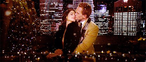 barney & robin!!! best proposal ever
