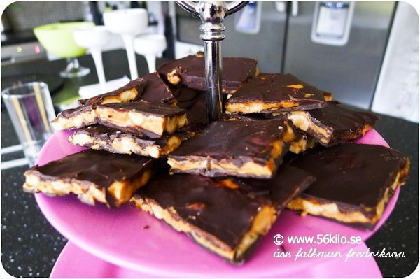 Snickers LCHF