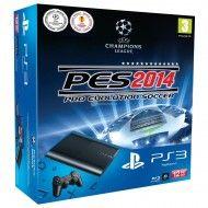 CONSOLA PS3 12GB + PES 14