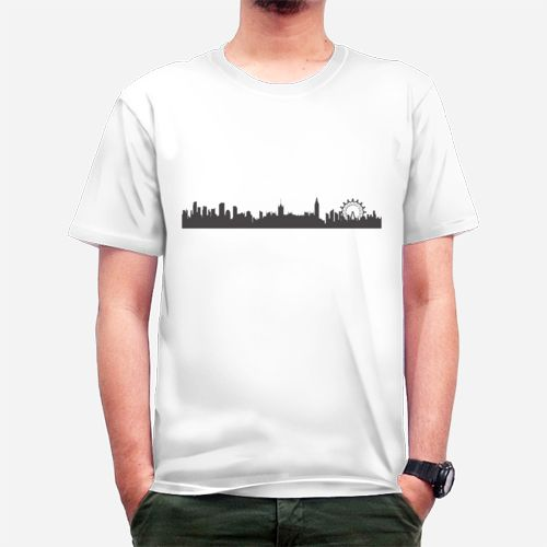 London Skyline dari tees.co.id oleh PISPOT Daily Cult