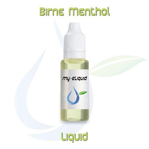 Birne Menthol Liquid | My-eLiquid E-Zigaretten Shop | München Sendling