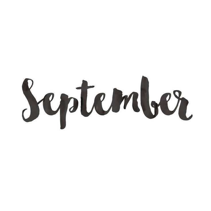 Hello September 🍂 In 2020 Hello September September