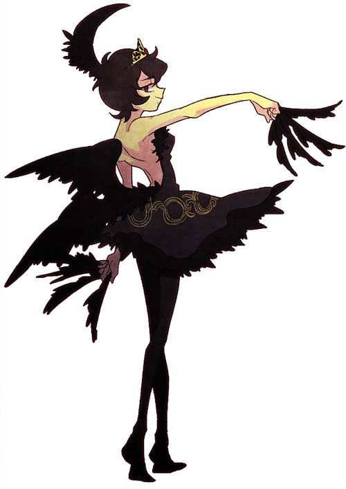 Princess Kraehe from Princess Tutu