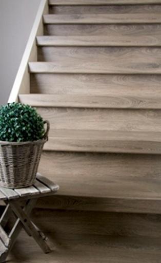 Stalen trappen met houten treden opknappen nu mogelijk