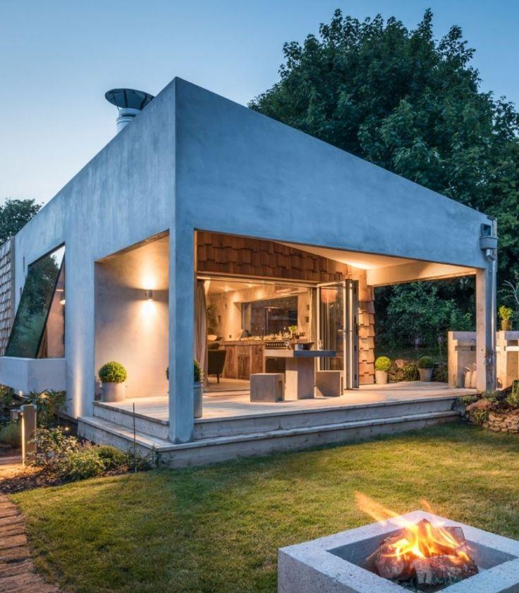 10+ Cool Architectural House Designs