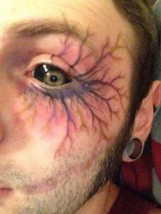 17 best images about most modified on pinterest body for Tattoo your eyes