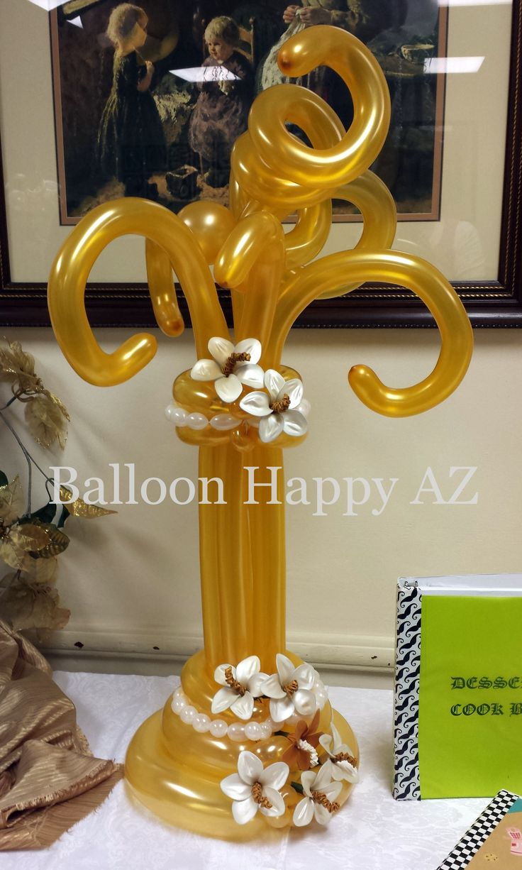 Wedding decoration ideas with balloons   best baloons images on Pinterest  Balloons Birthdays and