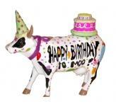 Vente de vache happy birthday mm à Suresnes Le Grand Comptoir