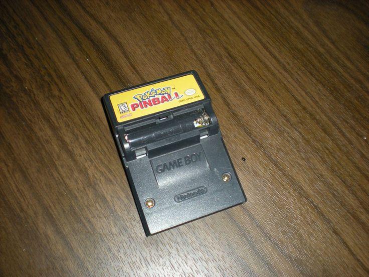 Pokemon Pinball Nintendo Game Boy Color Game Only