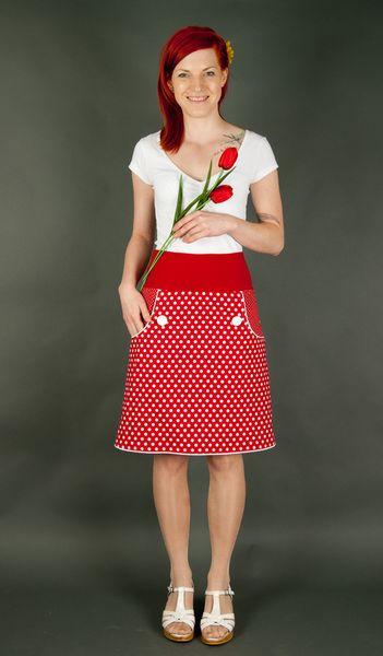 Rockabilly Polka Dots - FLIEGENPILZ von LINEA MANO auf DaWanda.com