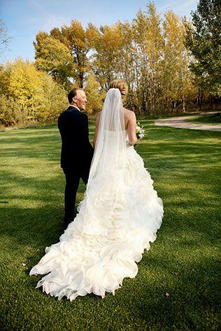 Elegant Autumn Jackson Hole Wedding | Artfully Wed Wedding Blog