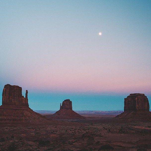 desert high