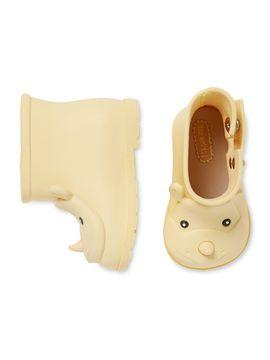 Melissa Shoes kids line!! Sugar Rain Boot #ecofriendly #vegan