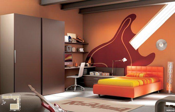 Camerette per bambini: la cameretta compact di Moschella - Camerette per bambini: idee arredo per la stanza di tuo figlio